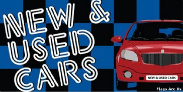 New & Used Cars  (Blue)